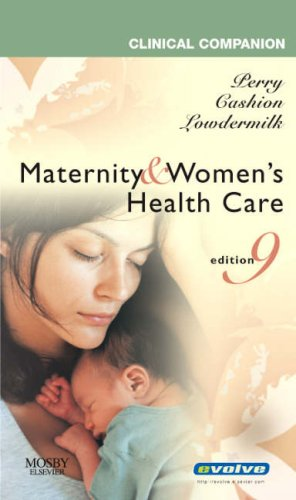 Maternity and Women's Health Care 9780323031646