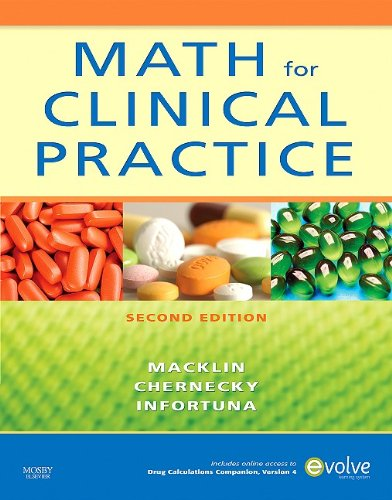 Math for Clinical Practice 9780323064996