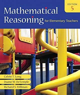 Mathematical Reasoning for Elementary Teachers 9780321460844