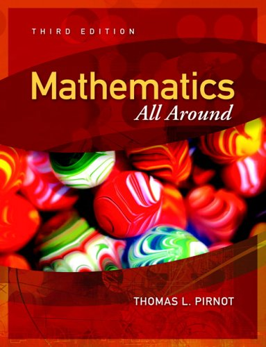 Mathematics All Around 9780321356864
