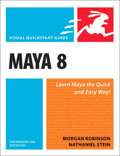 Maya 8 for Windows and Macintosh: Visual QuickStart Guide 9780321476753