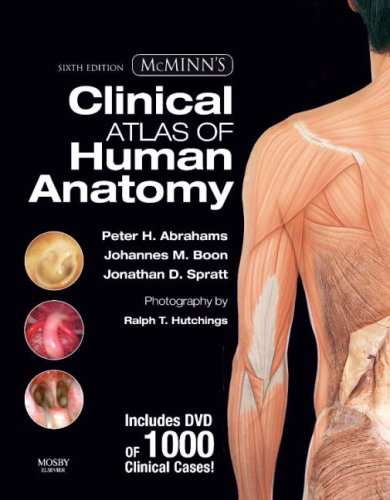 McMinn's Clinical Atlas of Human Anatomy [With DVD-ROM] 9780323036054