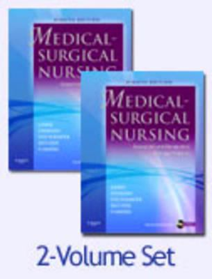 Medical-Surgical Nursing - 2-Volume Set: Assessment and Management of Clinical Problems 9780323065818
