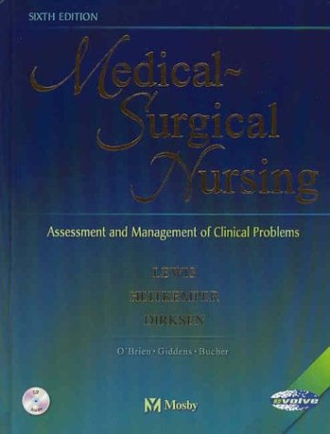 Medical Surgical Nursing: Medical Surgical Nursing: Assessment and Management of Clinical Problems - Single Volume 9780323016100