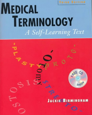 Medical Terminology: A Self-Learning Text 9780323004060