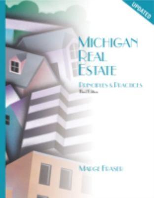 Michigan Real Estate: Principles & Practices 9780324222852