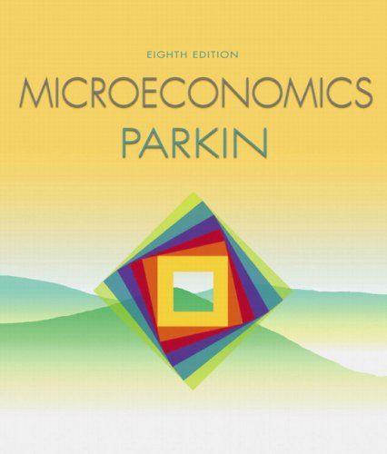 Microeconomics 9780321416605