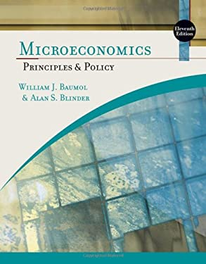 Microeconomics: Principles and Policy 9780324586220