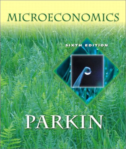 Microeconomics with Electronic Study Guide CD-ROM - 6th Edition