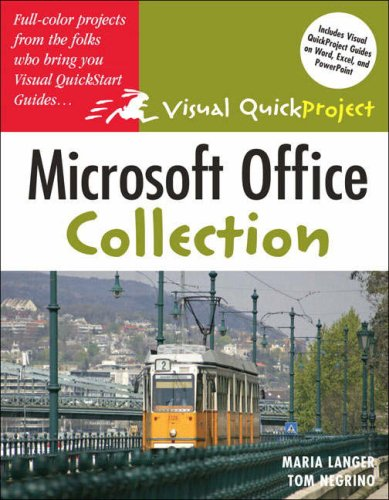 Microsoft Office Visual QuickProject Guide Collection 9780321374615