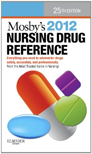 Mosby's Nursing Drug Reference 9780323069175
