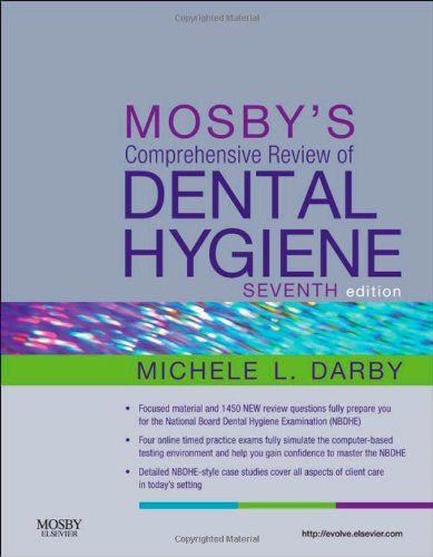 Mosby's Comprehensive Review of Dental Hygiene 9780323079631