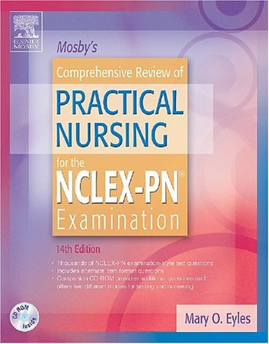 Mosby's Comprehensive Review of Practical Nursing for the NCLEX-PN Examination 9780323019521