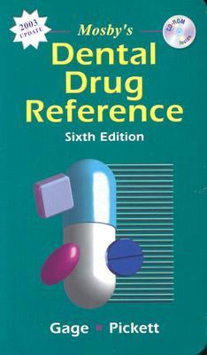 Mosby's Dental Drug Reference (Revised Reprint) 9780323024778