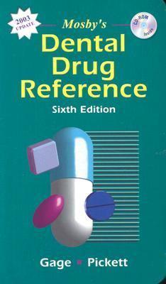 Mosby's Dental Drug Reference (Revised Reprint) 9780323024778
