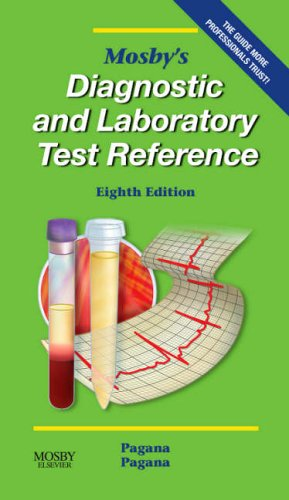Mosby's Diagnostic and Laboratory Test Reference 9780323030212