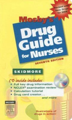 Mosby's Drug Guide for Nurses [With Mini CDROM] 9780323053327