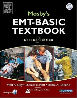 Mosby's EMT-Basic Textbook [With DVD] 9780323028158