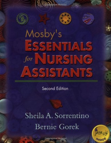 Mosby's Essentials for Nursing Assistants 9780323013246