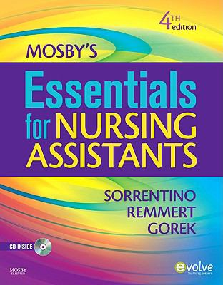 Mosby's Essentials for Nursing Assistants [With CDROM]