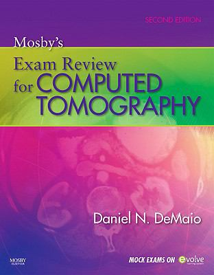 Mosby's Exam Review for Computed Tomography 9780323065900