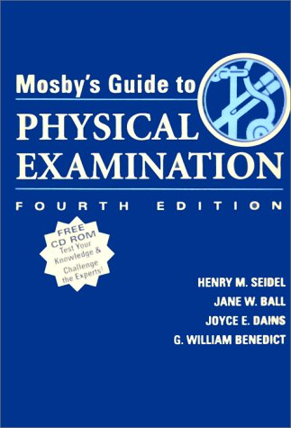 Mosby's Guide to Physical Examination 9780323001786