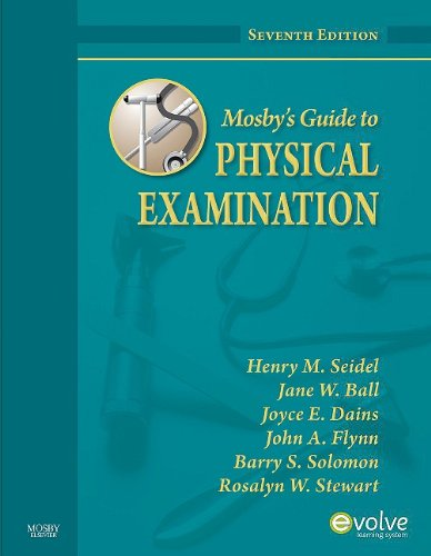 Mosby's Guide to Physical Examination - 7th Edition