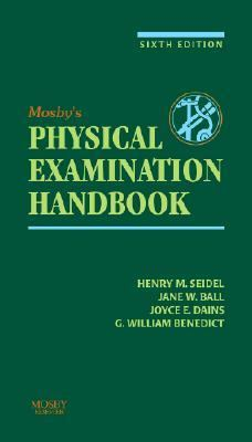 Mosby's Guide to Physical Examination [With CDROM] 9780323028882