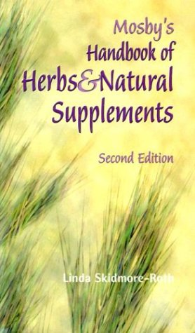 Mosby's Handbook of Herbs & Natural Supplements 9780323025355
