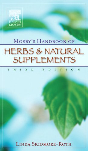 Mosby's Handbook of Herbs & Natural Supplements 9780323037068
