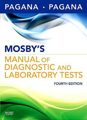 Mosby's Manual of Diagnostic and Laboratory Tests 9780323057479