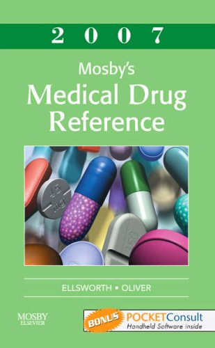 Mosby's Medical Drug Reference 9780323022231