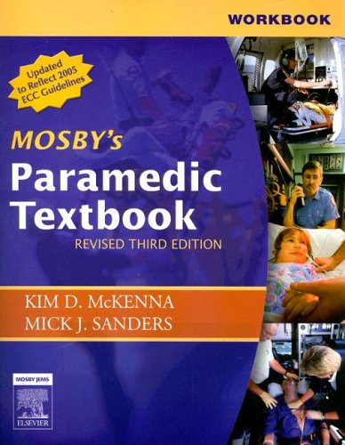Mosby's Paramedic Textbook 9780323046930