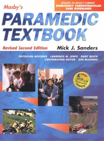 Mosby's Paramedic Textbook Revised Reprint 9780323014168