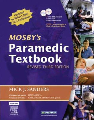 Mosby's Paramedic Textbook [With 2 Dvdroms] 9780323046916