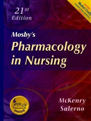 Mosby's Pharmacology in Nursing 9780323010054
