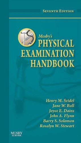 Mosby's Physical Examination Handbook 9780323065405
