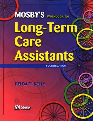 Mosby's Workbook for Long-Term Care Assistants 9780323019200