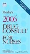 Mosbys Drug Consult for Nurses [With CD] 9780323034661