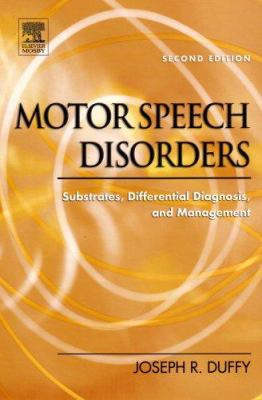 motor speech disorders by joseph r duffy mayo clinic cv