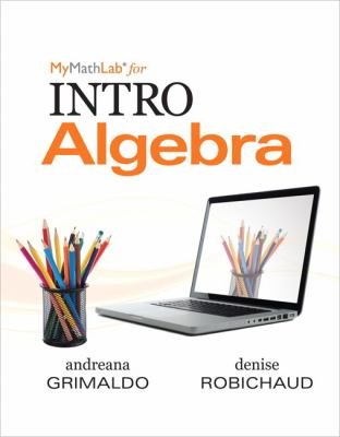 MyMathLab for Intro Algebra [With Access Code] 9780321641281