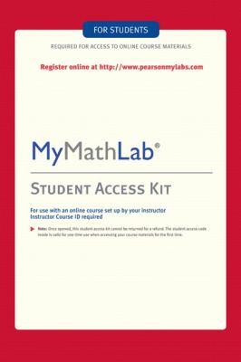 Mymathlab - 4th Edition
