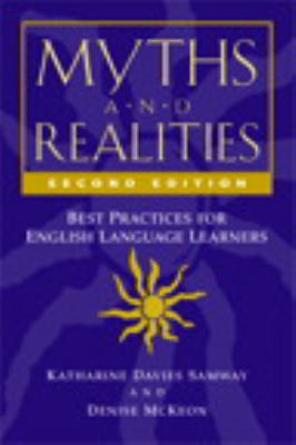 Myths and Realities: Best Practices for English Language Learners 9780325009896