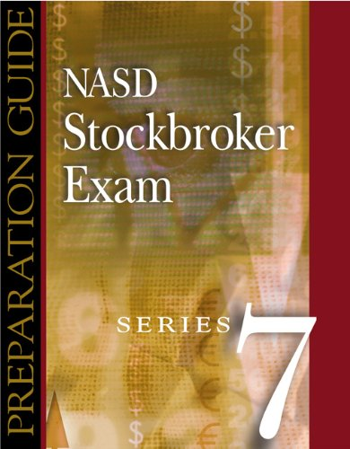 NASD Stockbroker Series 7 Exam: Preparation Guide 9780324186956