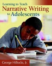 Narrative Writing: Learning a New Model for Teaching 1025528