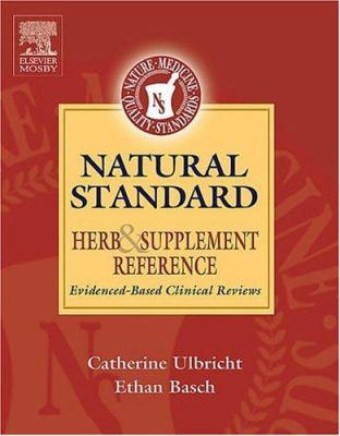 Natural Std Herb & Suppl Reference 9780323029940