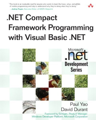 .Net Compact Framework Programming with Visual Basic .Net 9780321174048