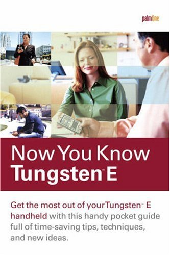 Now You Know Tungsten E 9780321330307