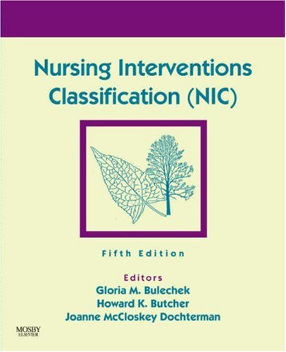 Nursing Interventions Classification (NIC) 9780323053402