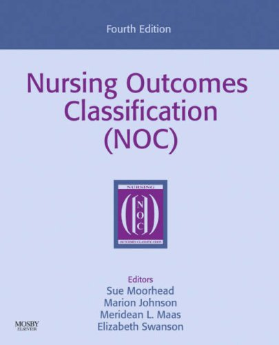 Nursing Outcomes Classification (NOC) 9780323054089